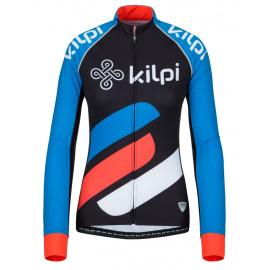 Women's cycling jersey Rapita-w blue - Kilpi