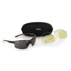 Mori-u sunglasses black - Kilpi UNI
