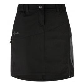 Women's sports skirt Ana-w black - Kilpi