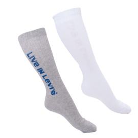 2PACK ponožky Levis vícebarevné (903018001 013)