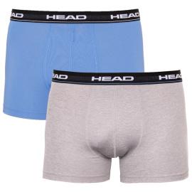 2PACK pánské boxerky HEAD vícebarevné (871001001 277)